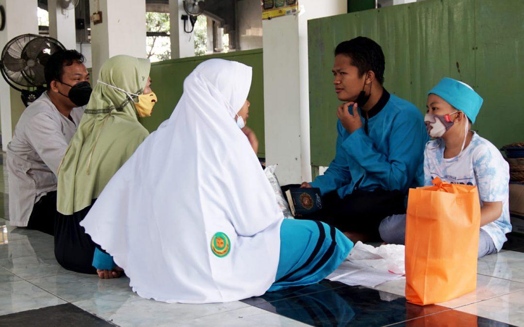 Perkuat Silaturahmi Dengan Tasmi' Santri dan Wali di Masa Pandemi